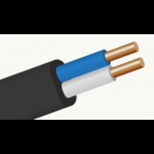 Провод  ВВГп нг 2х2,5 Премиум кабель
